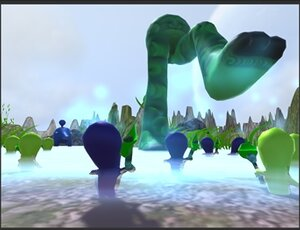 TERA HITO:Revolution Game Screen Shot