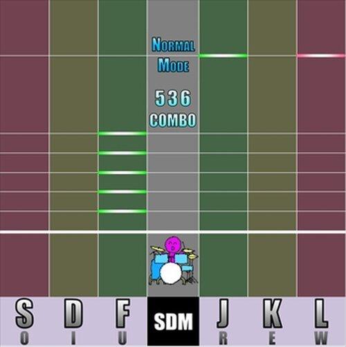 SuperDrumMaster Game Screen Shot4