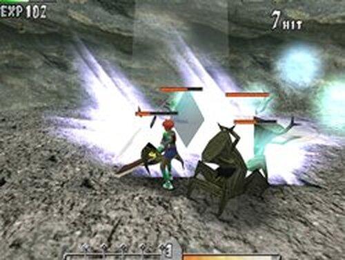 光の射す場所 ~烈光剣舞~ 完全版 Game Screen Shots