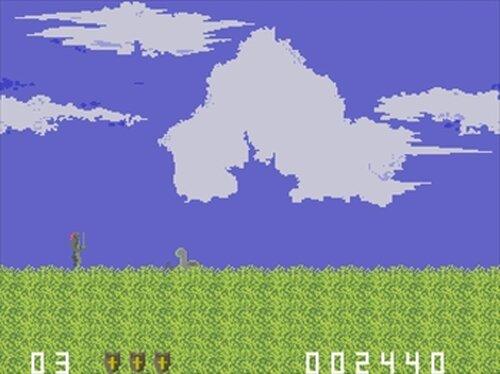 殉職騎士団 Game Screen Shot5