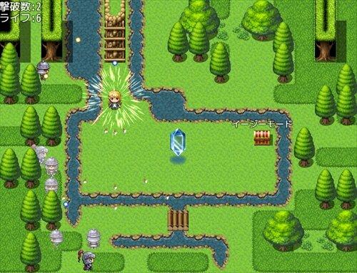 エルフの森を守れ1.19 Game Screen Shot1