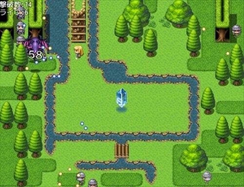 エルフの森を守れ1.19 Game Screen Shot3