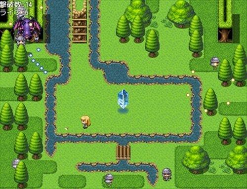 エルフの森を守れ1.19 Game Screen Shots