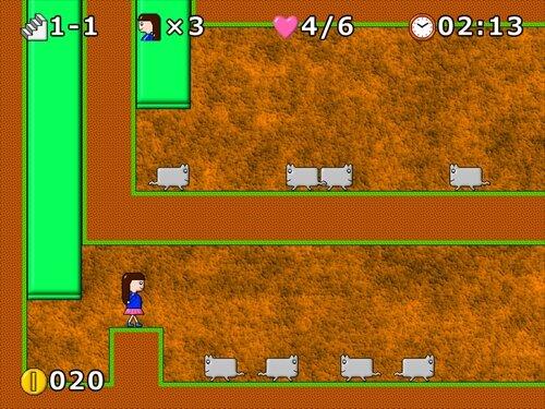 スーパーみちゃっこランド3 Game Screen Shot1