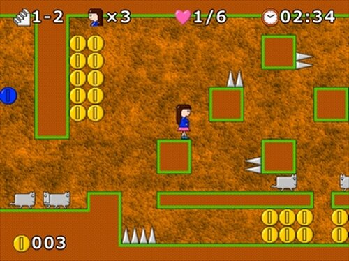 スーパーみちゃっこランド3 Game Screen Shot5