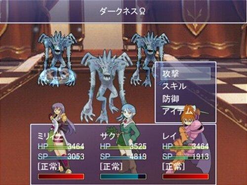 Crimson Valkyria序章 Game Screen Shot4