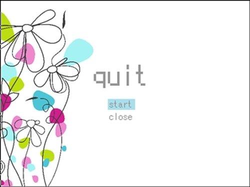 quit Game Screen Shot2