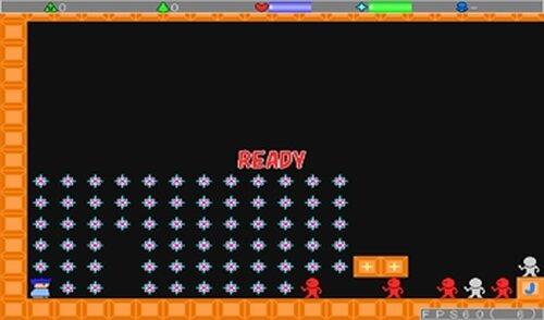 暇つぶしアクションゲーム Game Screen Shot4