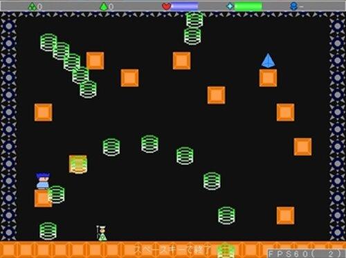 暇つぶしアクションゲーム Game Screen Shots