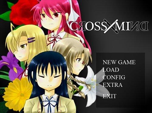 CROSS×MIND :α Game Screen Shots