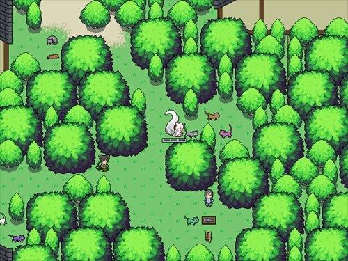 沢山生きる猫 Game Screen Shot1