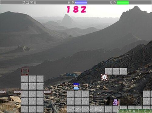 ヤシーユvs悪魔 Game Screen Shot2
