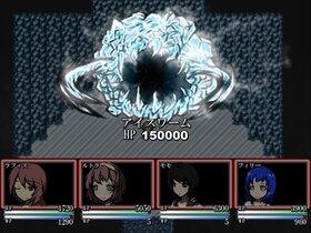 三つの禁書《書》ー共鳴の始動ー Game Screen Shot4
