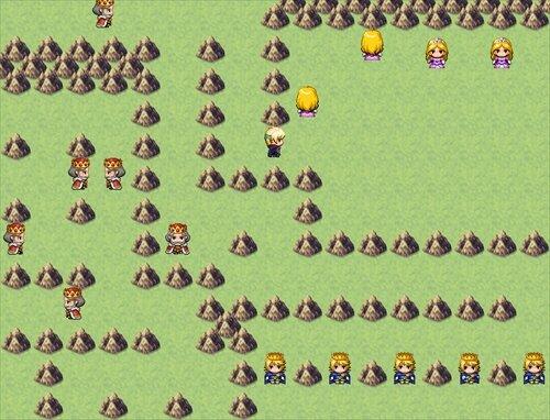 ノッカミの大冒険 Ⅱ Game Screen Shot1