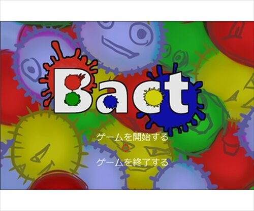Bact Game Screen Shots
