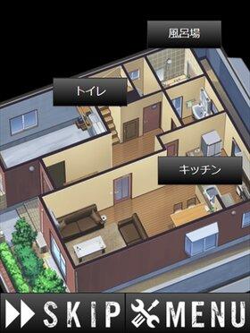 侵入窃盗犯の苦悩  Game Screen Shot4