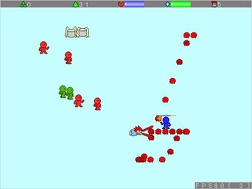 苦しみの魔王の逆襲 Game Screen Shots
