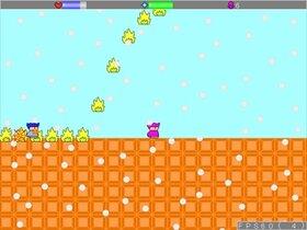 ラシーユのシューティングアクション2 Game Screen Shot3