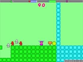 ラシーユのハイパーウルトラアクションDX Game Screen Shot3