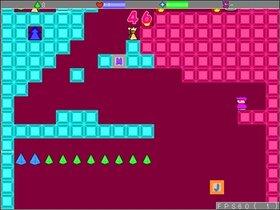ラシーユのハイパーウルトラアクションDX Game Screen Shot4