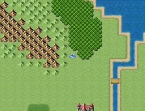 逆襲のスライム2スライムの天下を! Game Screen Shot4