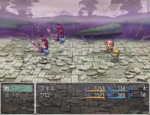 アイスクリームハンター・フォル! Game Screen Shot2