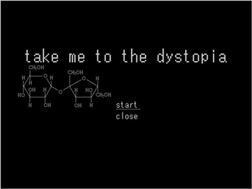 take me to the dystopia Game Screen Shot2