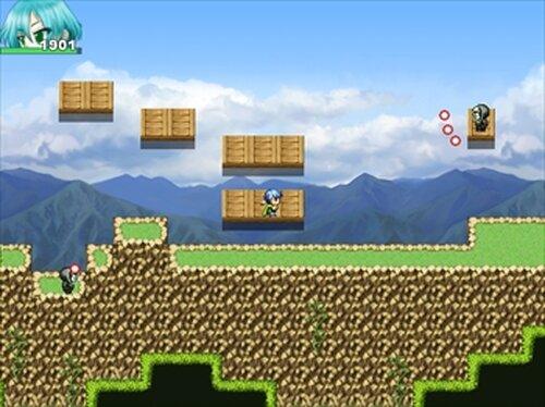 青と赤 Game Screen Shot4