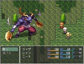 Zeke【人間界の英雄編~序章~】 Game Screen Shot3