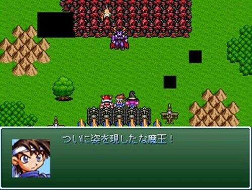 魔王さんをぬっ殺せ! Game Screen Shot2