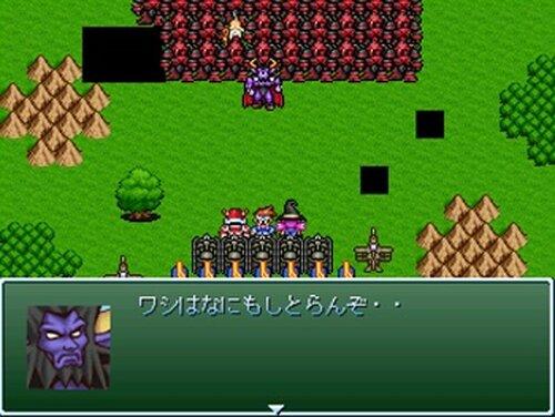 魔王さんをぬっ殺せ! Game Screen Shot3