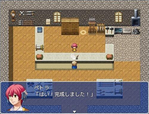 鍛冶屋のダンジョン Game Screen Shot1