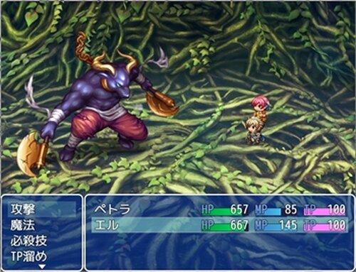 鍛冶屋のダンジョン Game Screen Shots