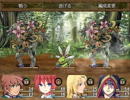 ハクスラダンジョンⅡ Game Screen Shots