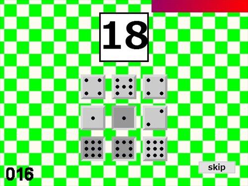 ナンバー30 Game Screen Shot1