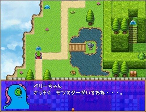 OMAMESAN-ドーナツ姫のこと- Game Screen Shot3