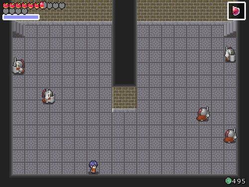 怪人げるちょなの森 ~闇の館の眠り姫~ Game Screen Shot5