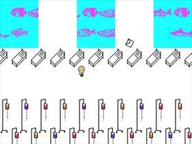 バケモノハイツ Game Screen Shot4