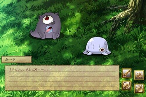 「テク・ノフくん物語 さくら餅だよ!編」製作中止作品 Game Screen Shots