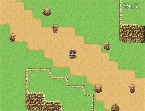 ザ・ストレス Game Screen Shot1