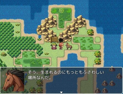 ハロルドのすてきな休暇 Game Screen Shot1