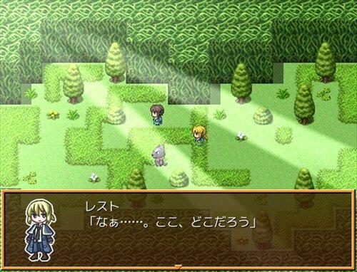 タダイマソウナンチュウ Game Screen Shot1