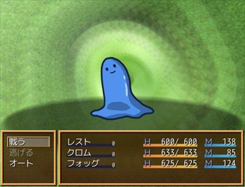 タダイマソウナンチュウ Game Screen Shot3