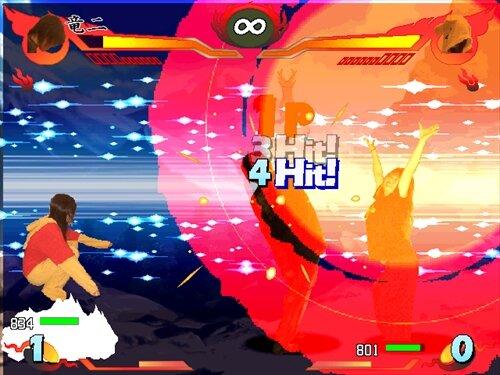 【完全に】変態一武道会【実写】 Game Screen Shot1