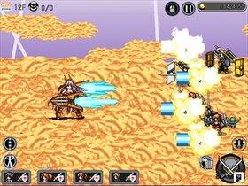 Rush Dungeons!β (とつげきダンジョン!β) Game Screen Shot3