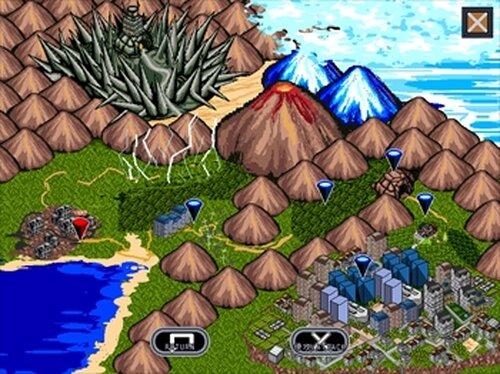Rush Dungeons!β (とつげきダンジョン!β) Game Screen Shot4