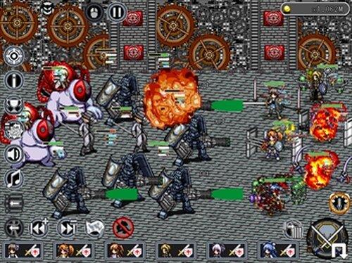 Rush Dungeons!β (とつげきダンジョン!β) Game Screen Shot5