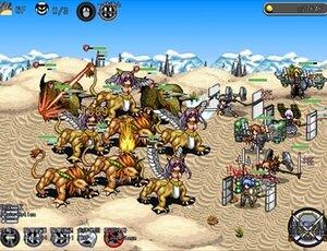 Rush Dungeons!β (とつげきダンジョン!β) Game Screen Shot