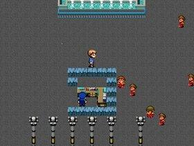 バナナ病院Z:かえってきたぜ!みんなのヒーロー変態学者おもしろ顔先生が! Game Screen Shot3