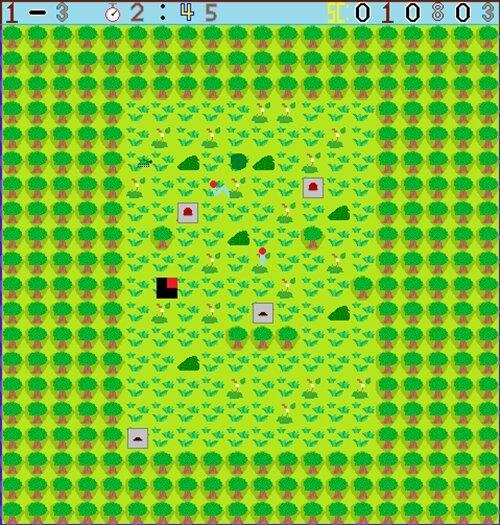 オメガストーリー 新人隊員編 Game Screen Shot1
